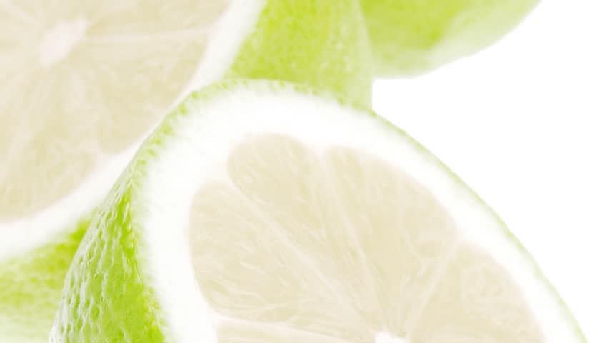 fresh raw lime 1920x1080 intro motion slow hidef hd #8411203