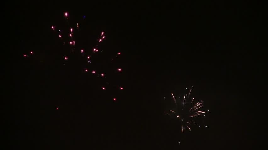 firework new year 01