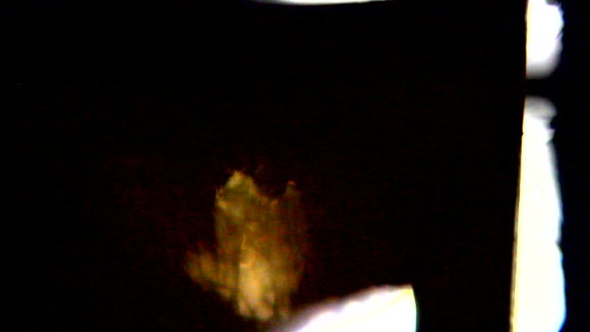 Old film projector 8mm   Shutterstock HD Video #8469373