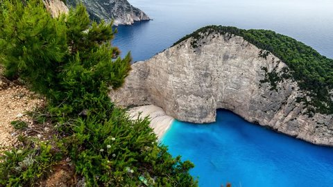 Navagio Beach / Shipwreck Beach - Zakynthos, Greece