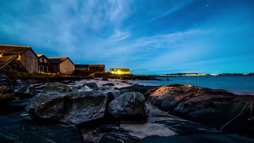 Ocean Sounds Recording, Giske, Norway Stock Footage Video (100%  Royalty-free) 8640043 | Shutterstock