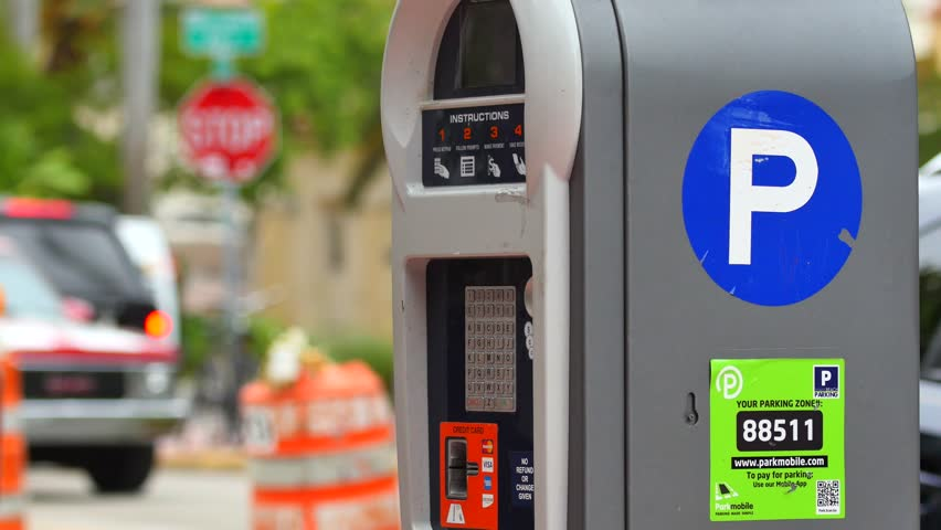 Miami Beach January 25 Parking Meters Now Offer Pay