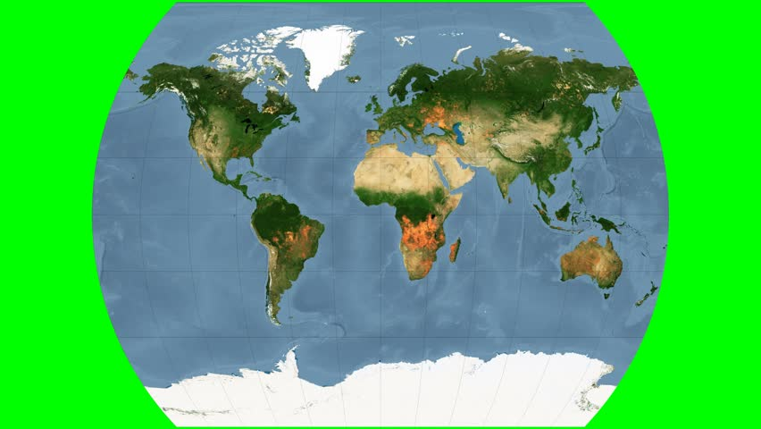 Graphical Digital World Map News Background With Country Names