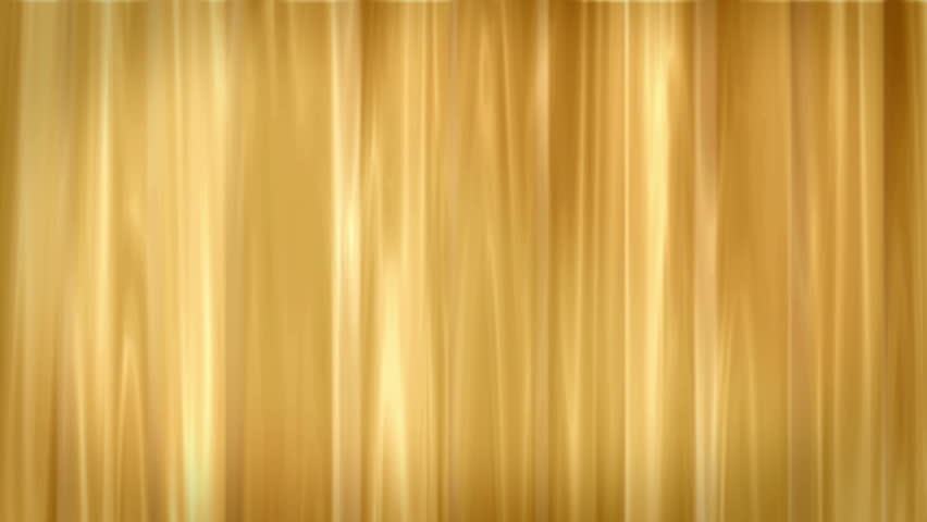 Smooth Gold Background Loop Smokey Curtain Stock Footage Video 8904673