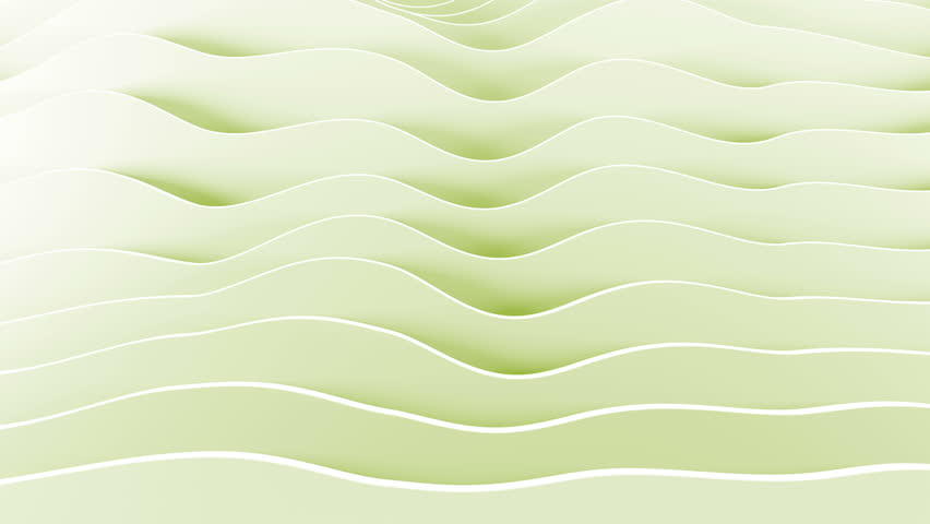 Bright abstract background with animation  of geometric wave shapes layers  | Shutterstock HD Video #8979634