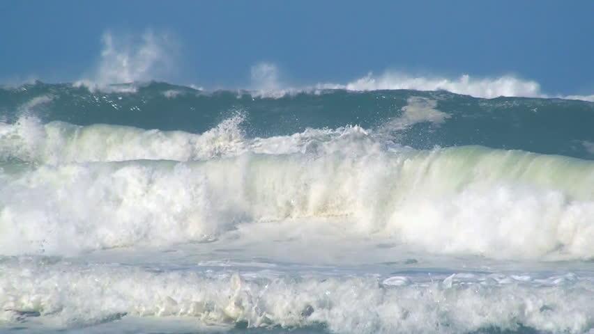 Big waves | Shutterstock HD Video #898663
