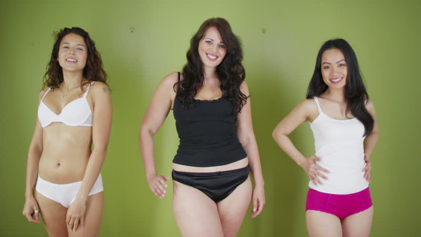Видео девушек и женщин