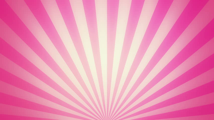 Retro Radial Background Pink Tint Stock Footage Video 100
