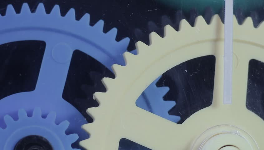 Stock video of mechanical gears rotate 1592602 shutterstock visually similar footage ccuart Choice Image