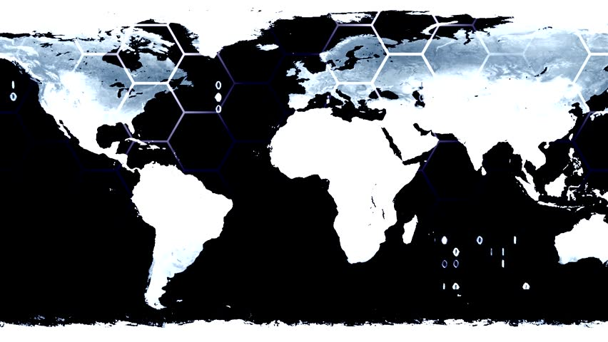 Stock video of world map high tech digital satellite 9196343 stock video of world map high tech digital satellite 9196343 shutterstock gumiabroncs Image collections