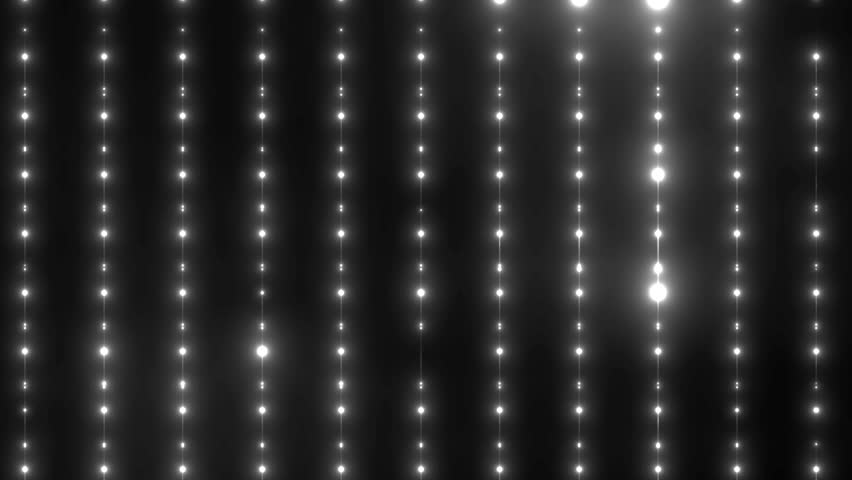 Floodlights disco background. Grey creative bright flood lights flashing. Seamless loop.Abstract background for use with music videos. UHD 4k 4096. look more options and sets footage  in my portfolio | Shutterstock HD Video #9270623