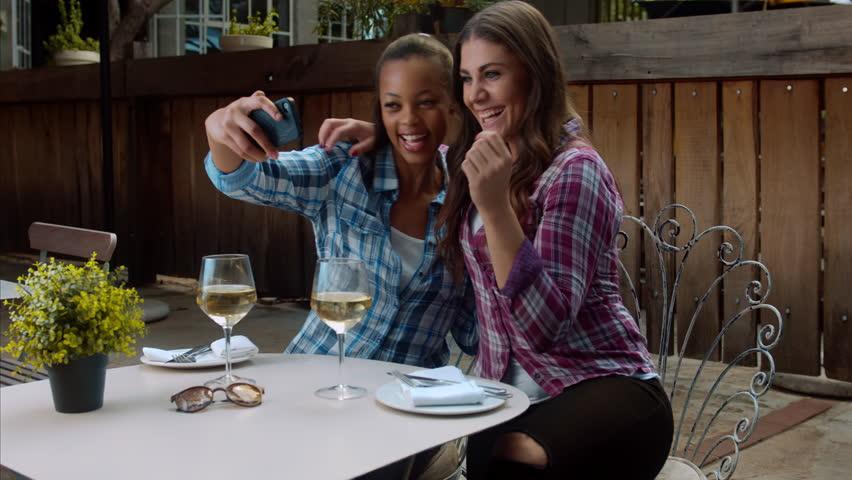 Mobile phone lesbian vids