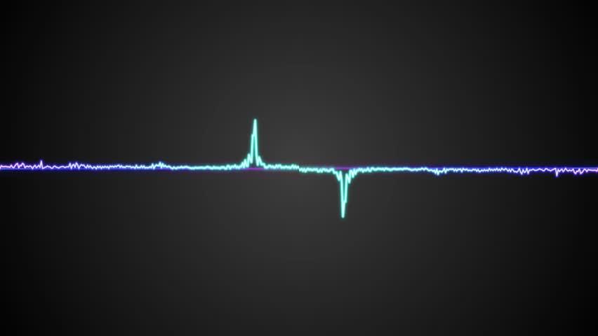 waveform background