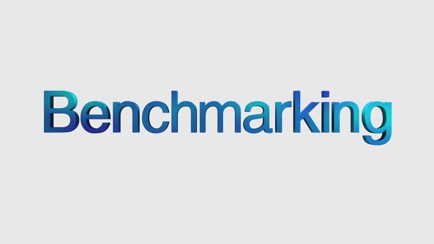 Text animation 'benchmarking' for topic introduction in Powerpoint presentations(included Alpha)  | Shutterstock HD Video #9567773