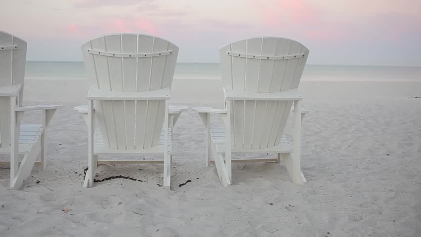 Adirondack chairs on beach sunset Canvas Prints Adirondack Chairs On The White Sand Beaches Of Floridas Gulf Of Mexico During Beautiful Sunset Shutterstock Adirondack Chairs On The White Sand Beaches Of Floridas Gulf Of