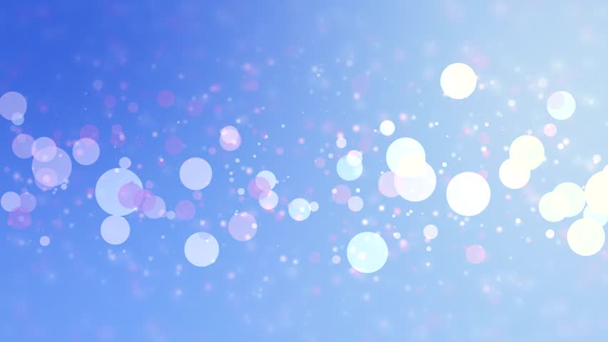 great blue and purple bokeh circles background | www ...